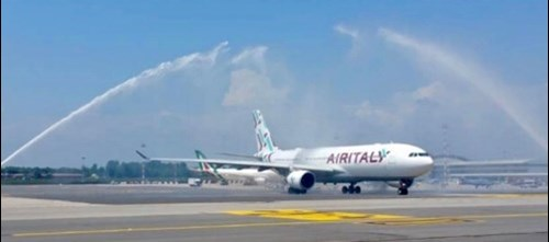Icts Italy Is Awarded The Security Contract With Air Italy At Milan Malpensa Airport Icts Europe